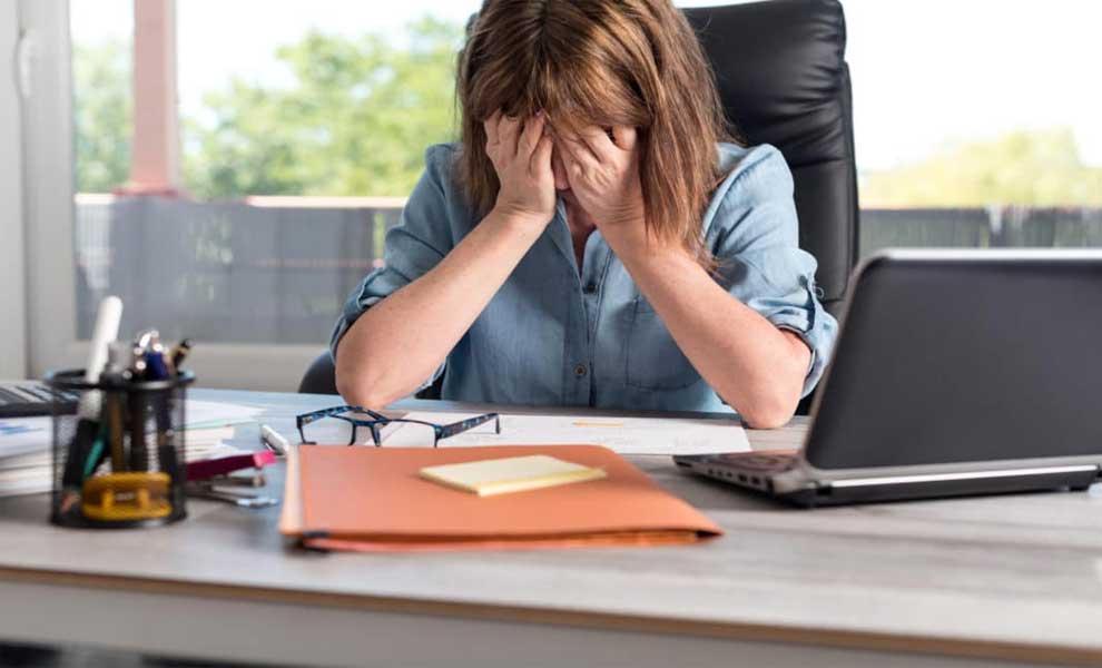 روش دکتر وینگل نیک برای کنترل استرس شغلی خود
