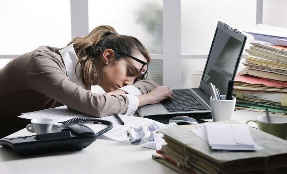کمبود خواب آسیب مغزی آلزایمر را تسریع می کند