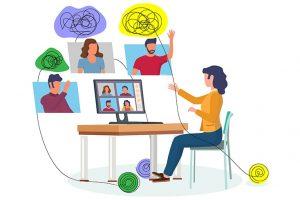 سوگ درمانی گروهی آنلاین